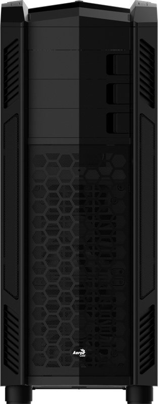 Gabinete Aerocool XPREDATOR II con Ventana, Torre, ATX/EATX/Micro-ATX/Mini-ATX/XL-ATX, USB 2.0/3.0, sin Fuente, Negro