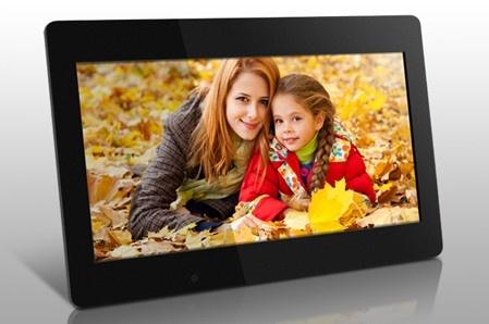 """Marco Digital Aluratek ADMPF118F LCD 18.5"""", 1366 x 768 Pixeles, Negro"""