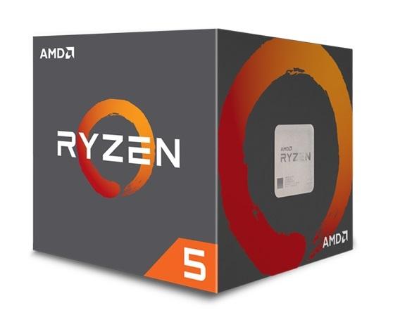 Procesador AMD Ryzen 5 1600, S-AM4, 3.20GHz, Six-Core con Disipador Wraith Spire
