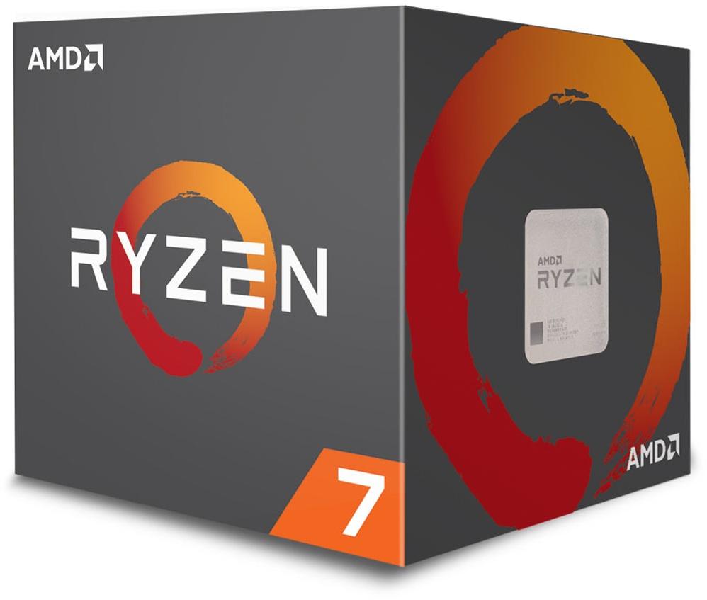 Procesador AMD Ryzen 7 2700, S-AM4, 3.20GHz, 8-Core, 16MB L3 Cache ― ¡Compra y recibe GRATIS Tom Clancy's The Division 2!