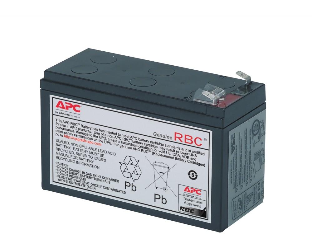 APC Batería de Reemplazo para UPS Cartucho #17 RBC17