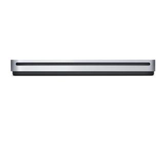 Apple SuperDrive USB 2.0, DVD±R/RW, Plata