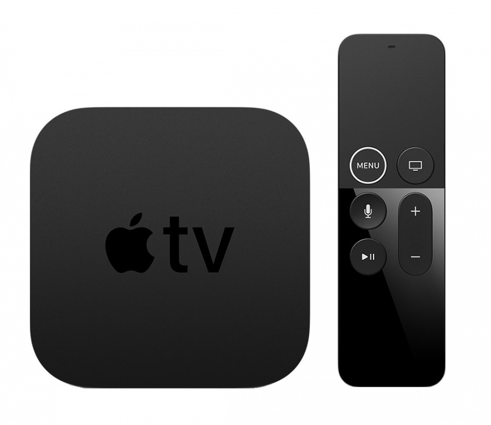 Apple TV 4K MQD22CL/A 4K Ultra HD, 32GB, Bluetooth 5.0, HDMI, Negro