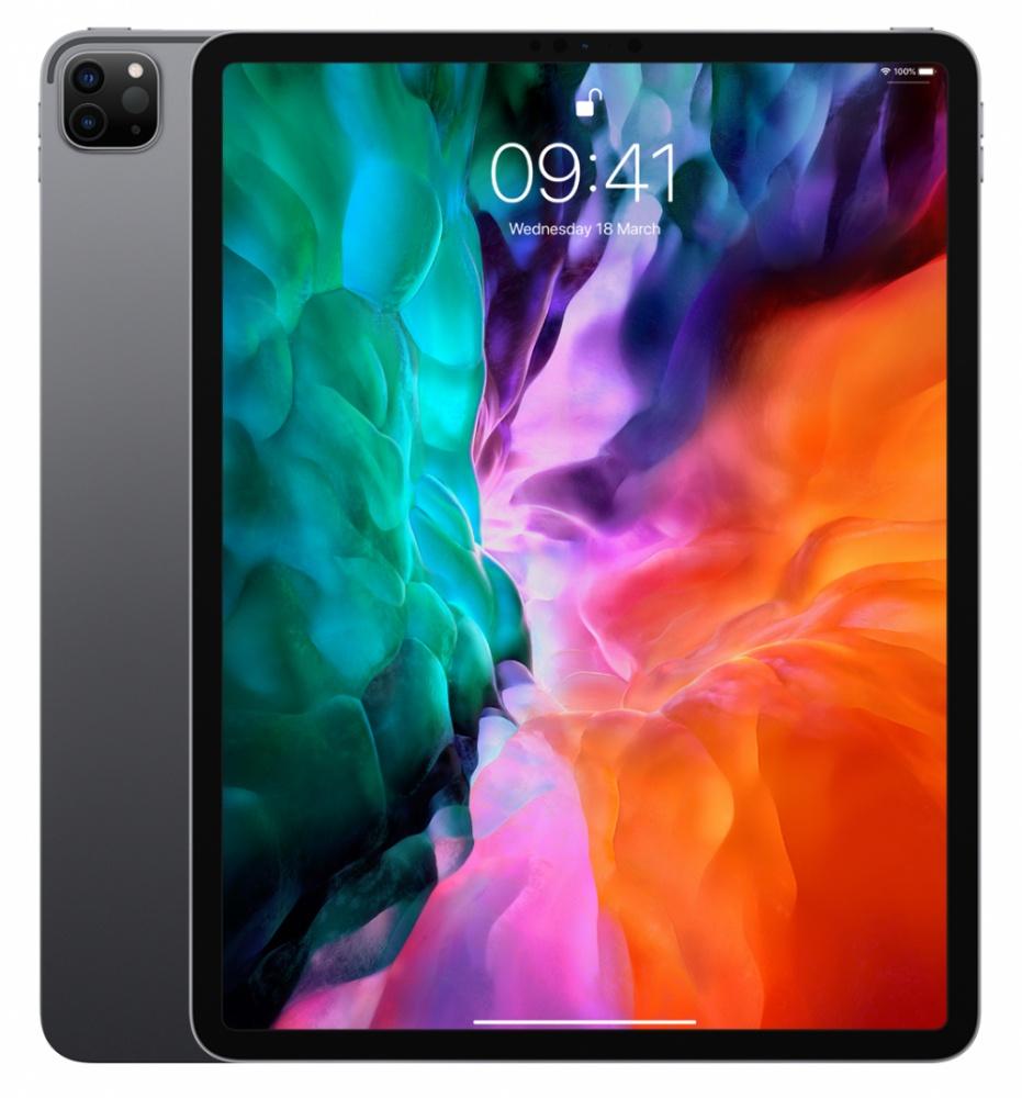"""Apple iPad Pro Retina 12.9"""", 256GB, WiFi, Space Gray (4.ª Generación - Marzo 2020)"""