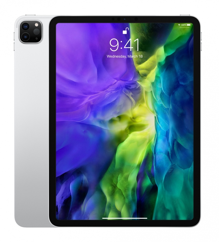 "Apple iPad Pro Retina 11"", 256GB, WiFi + Cellular, Plata (2.ª Generación - Marzo 2020)"