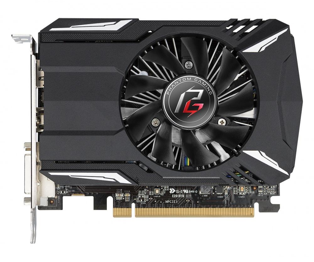 Tarjeta de Video ASRock AMD Radeon RX 560 Phantom Gaming, 4GB 128-bit GDDR5, PCI Express 3.0 - ¡Gratis 3 meses de Xbox Game Pass para PC! (un código por cliente)