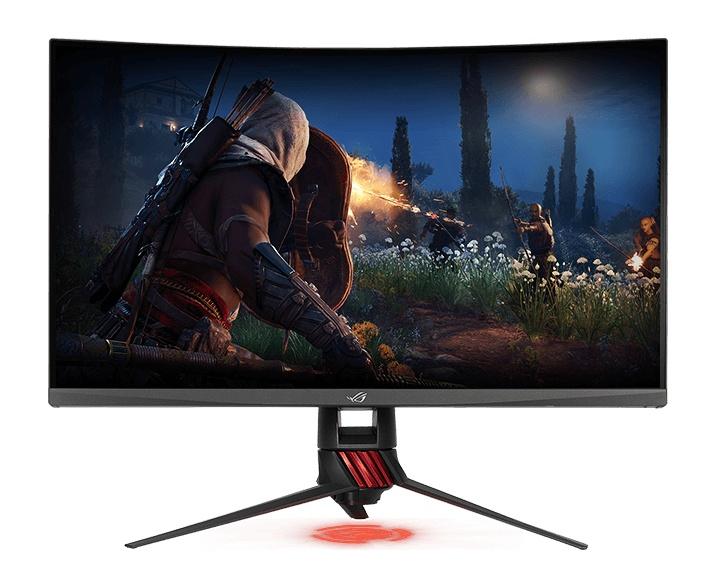 Monitor Gamer Curvo ASUS ROG Strix XG32VQ LCD 32'', Quad HD, Widescreen, FreeSync, 144Hz, HDMI, Negro