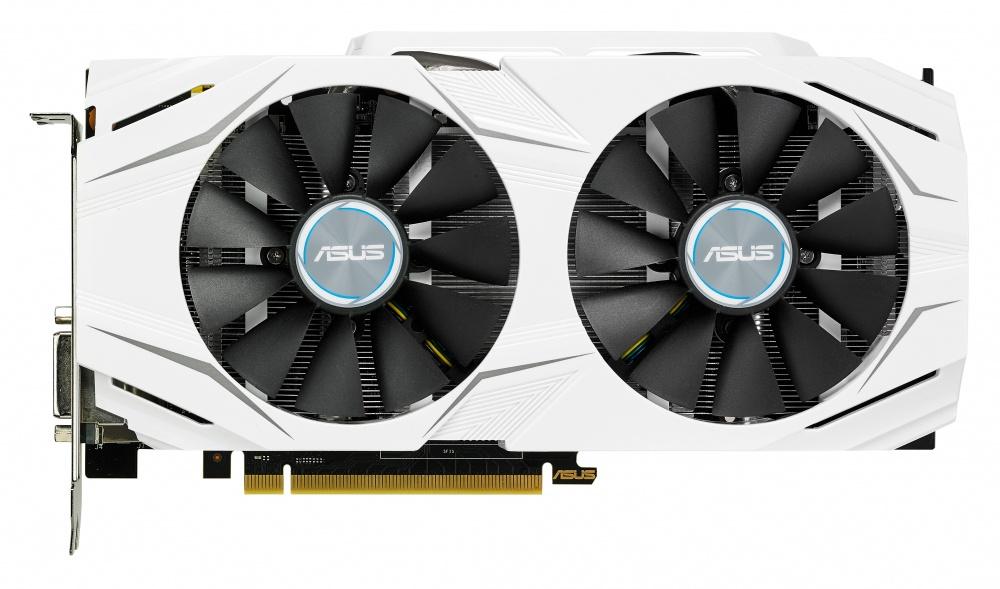 Tarjeta de Video ASUS NVIDIA GeForce GTX 1060 Dual OC, 6GB 192-bit GDDR5, PCI Express 3.0 ― ¡Compra y recibe Monster Hunter: World! ― ¡Compra y recibe Fortnite Counterattack Set!