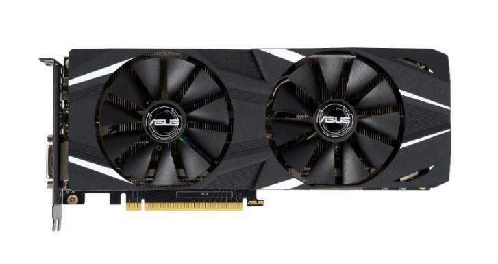 Tarjeta de Video ASUS NVIDIA GeForce RTX 2060 Dual OC, 6GB 192-bit GDDR6, PCI Express 3.0 - ¡Compra y recibe un juego GRATIS! (a elegir entre Metro Exodus o Battlefield V o Anthem)