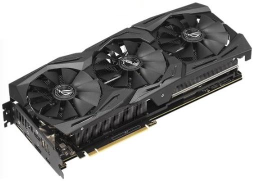 Tarjeta de Video ASUS NVIDIA GeForce RTX 2070 ROG Strix Gaming OC, 8GB 256-bit GDDR6, PCI Express 3.0 - ¡Compra y recibe un juego GRATIS! (a elegir entre Metro Exodus o Battlefield V o Anthem)