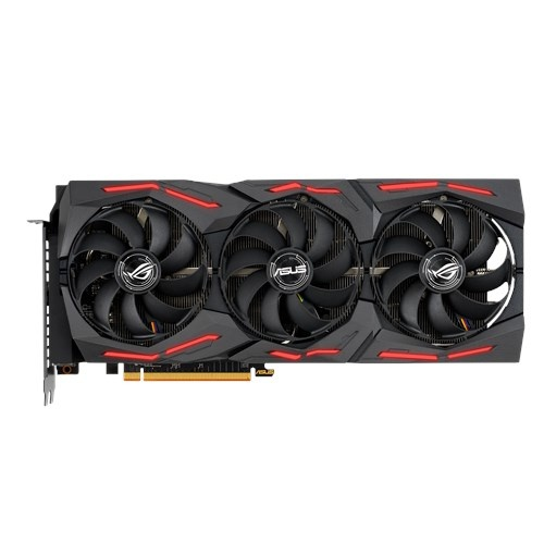 Tarjeta de Video ASUS ROG Strix AMD Radeon RX 5700 XT Gaming OC, 8GB 256-bit GDDR6, PCI Express x16 4.0 - ¡Gratis 3 meses Xbox Game Pass PC! (1 código por cliente)
