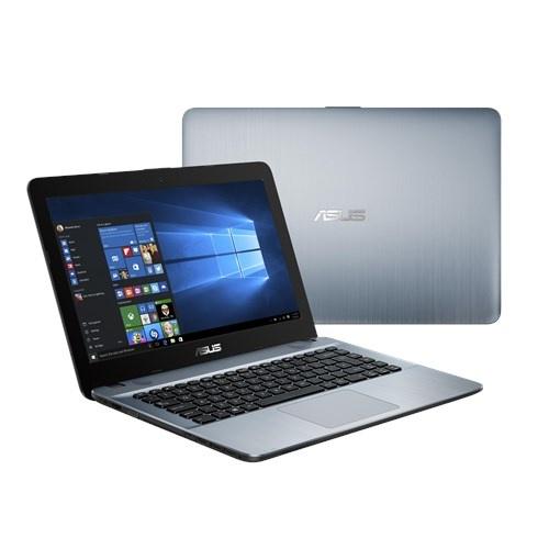 Laptop ASUS VivoBook Max X441UA-WX086T 14'', Intel Core i3-6006U 2GHz, 4GB, 1TB, Windows 10 64-bit, Plata