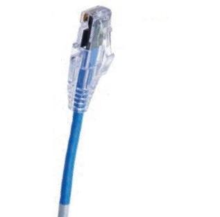 Belden Cable Patch Cat6 UTP RJ-45 Macho - RJ-45 Macho, 3 Metros, Azul