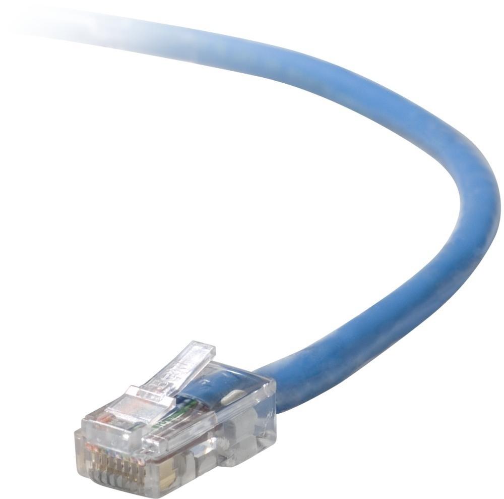 Belkin Cable Patch Cat5e UTP RJ-45 Macho - RJ-45 Macho, 1.5 Metros, Azul