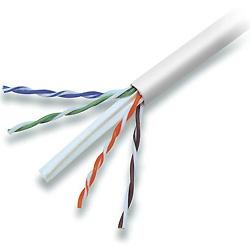 Belkin Bobina de Cable Cat6 UTP, 305 Metros, Blanco