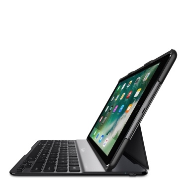 """Belkin Funda con Teclado para iPad 5 9.7"""", Negro"""