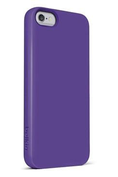 Belkin Funda para iPhone 6, Púrpura