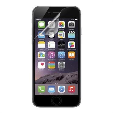 Belkin Protector de Pantalla TrueClear para iPhone 6/6S Plus, Transparente - 3 Piezas