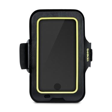 Belkin Soporte para Smartphone Sport-Fit para iPhone 6s/6s Plus/7 Plus/8 Plus, Negro