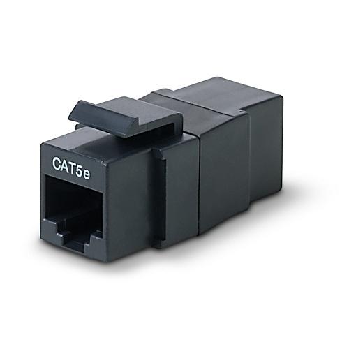 Belkin Conector Cat5e, RJ-45, Negro