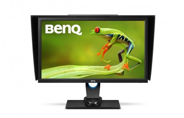 Monitor BenQ SW2700PT LED 27'', Quad HD, Widescreen, HDMI, Negro