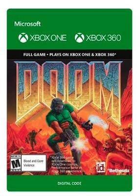 Doom, Xbox One/Xbox 360 ― Producto Digital Descargable