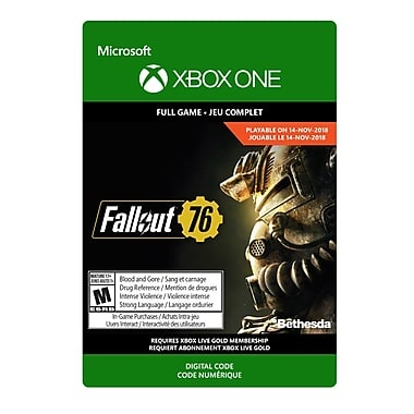 Fallout 76, Xbox One ― Producto Digital Descargable