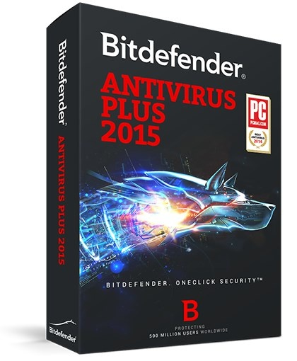 Bitdefender Antivirus Plus 2015, 2 Usuarios, 2 Años, Windows