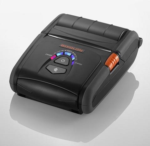 Bixolon Impresora Móvil SPP-R300BK, Térmico, Inalámbrico, USB/Bluetooth 2.0+EDR, Negro