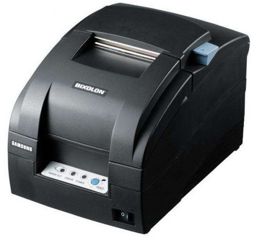 Bixolon SRP275A, Impresora de Tickets, Matriz de Puntos, Alámbrico, 80 x 144 DPI, Negro