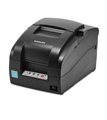 Bixolon SRP-275IIICOPG, Impresora de Tickets, Matriz de Puntos, USB 2.0, Negro