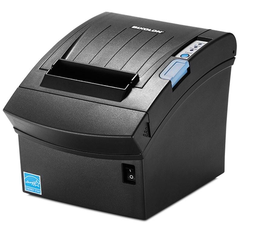 Bixolon Impresora de Tickets SRP-350III, Térmica Directa, Alámbrico, USB, Negro