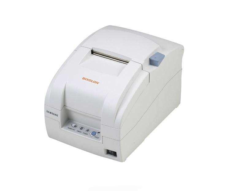 Bixolon SRP275A, Impresora de Etiqueta, Matriz de Puntos, Alámbrico, Blanco