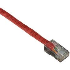 Black Box Cable Patch Cat6 UTP RJ-45 Macho - RJ-45 Macho, 1.5 Metros, Rojo