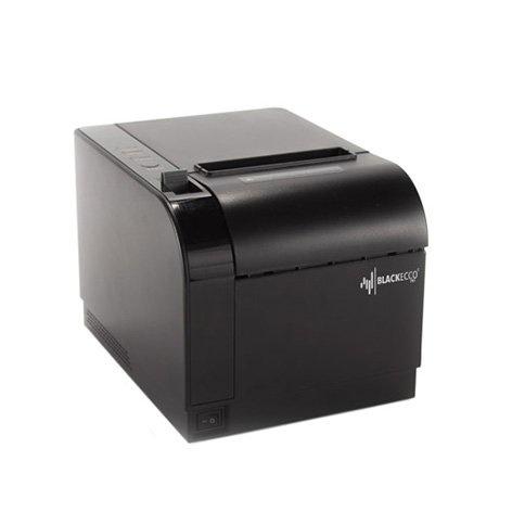 Black Ecco BE301, Impresora de Ticekts, Térmica, 203 x 203 DPI, USB, Negro
