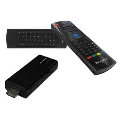Blusens Smart TV Nano, HDMI, 1x USB 2.0, Android 4.0 Ice Cream Sandwich
