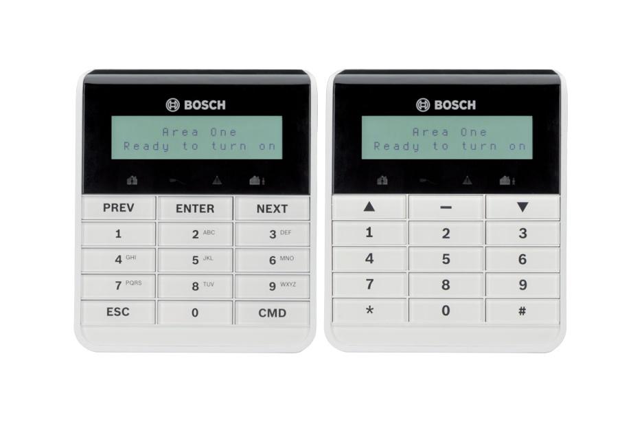 Bosch Teclado B915, Alámbrico, Blanco