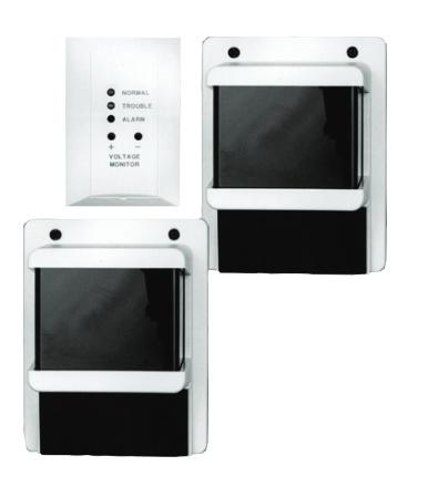 Bosch Detector de Humo D296, Alámbrico, 107 Metros, Blanco