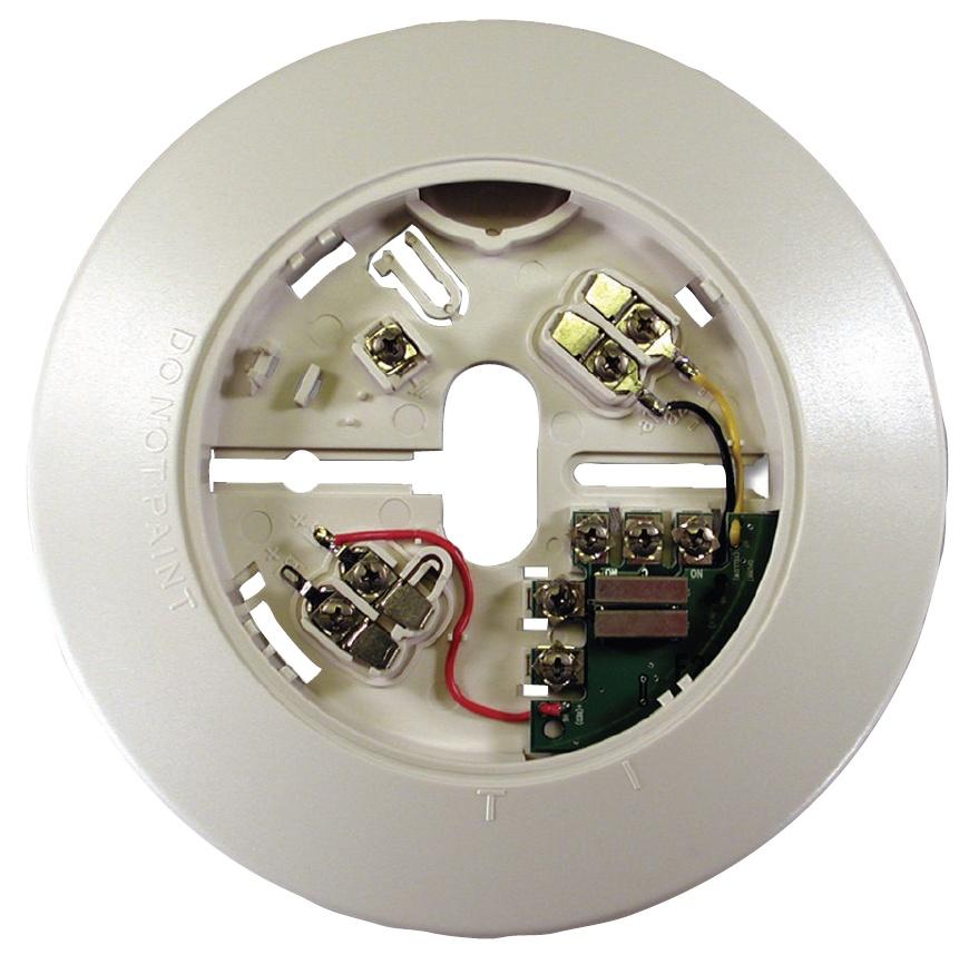 Bosch Kit de Montaje para Detector de Humo, 12/24V, Blanco