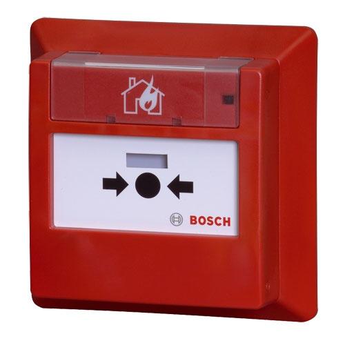Bosch Estación Manual Contra Incendio FMC-420RW-GFRRD, Alámbrico, Rojo
