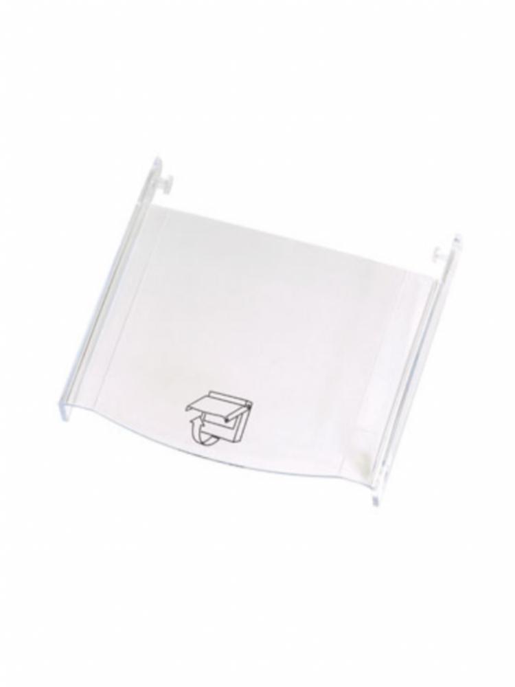 Bosch Cubierta con Solapa FMC-FLAP-RW, Transparente