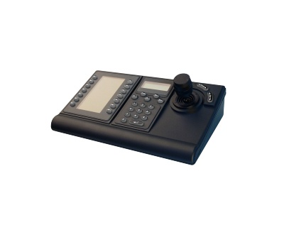 Bosch Control para Cámaras con Joystick, Alámbrico, Negro