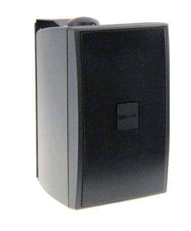 Bosch Bocina de Pared LB2-UC15-D1, Alámbrico, 1.0 Canales, 15W RMS, Negro