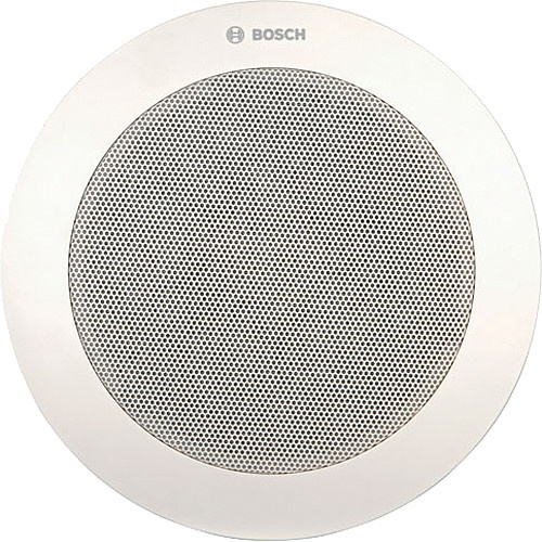 Bosch Bocina de Techo LC4-UC24E, Alámbrico, 1.0 Canales, 24W RMS, 36W PMPO, Blanco