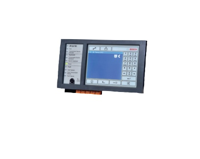 Bosch Panel de Control Touch L7000-LA, Alámbrico, LCD, Negro