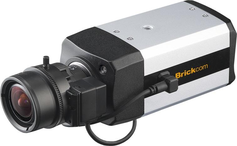 Brickcom Cámara IP Bullet para Interiores, Alámbrico, 2048 x 1536 Pixeles, Día/Noche