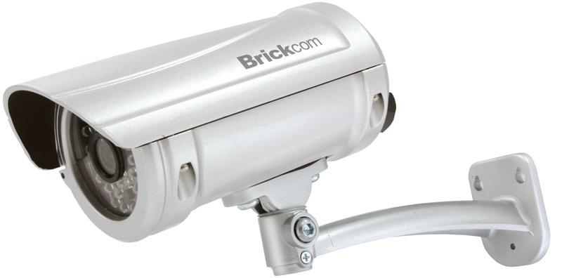Brickcom Cámara IP Bullet OB-300AF, Alámbrico, 2048 x 1536 Pixeles, Dìa/Noche