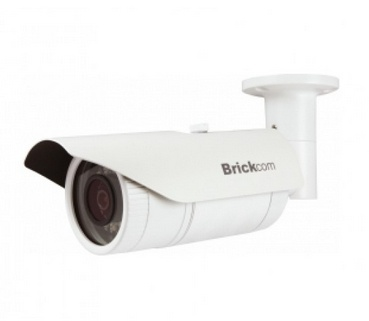 Brickcom Cámara CCTV Bullet IR para Interiores/Exteriores OB-502Ae-V6, Alámbrico, 2592 x 1944 Pixeles, Día/Noche