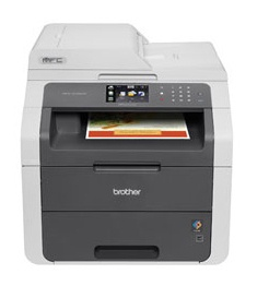 Multifuncional Brother MFC-9130CW, Color, LED, Inalámbrico, Print/Scan/Copy/Fax