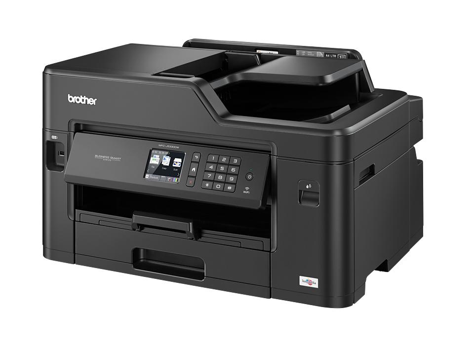 Multifuncional Brother MFC-J5330DW, Color, Inyección, Print/Scan/Copy/Fax